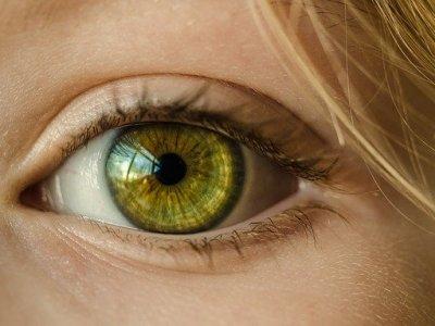 Grossaufnahme Auge